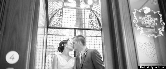 WEDDING TORONTO GLADSTONE HOTEL