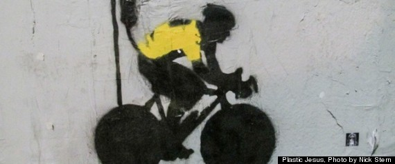 STERN EXCLUSIVE LANCE ARMSTRONG GRAFFITI101