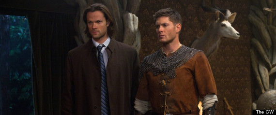supernatural larp and the real girl recap