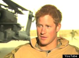 WATCH: The Real Reason Prince Harry's Afghanistan Interview Was Cut Short