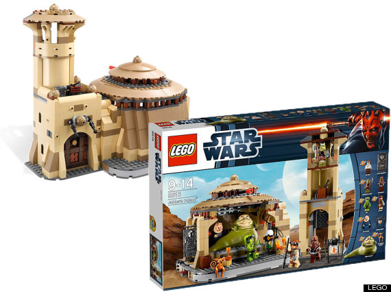 lego star wars jabba the hut palace