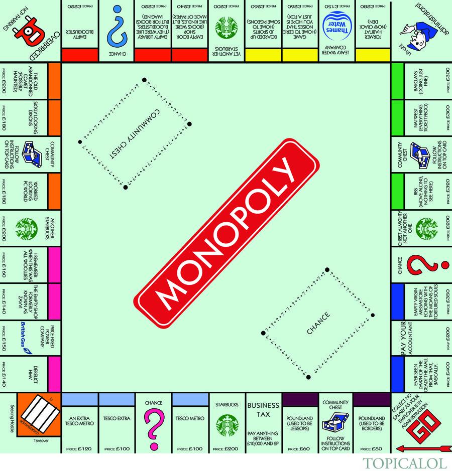 Как сделать настольную игру монополия своими руками из бумаги