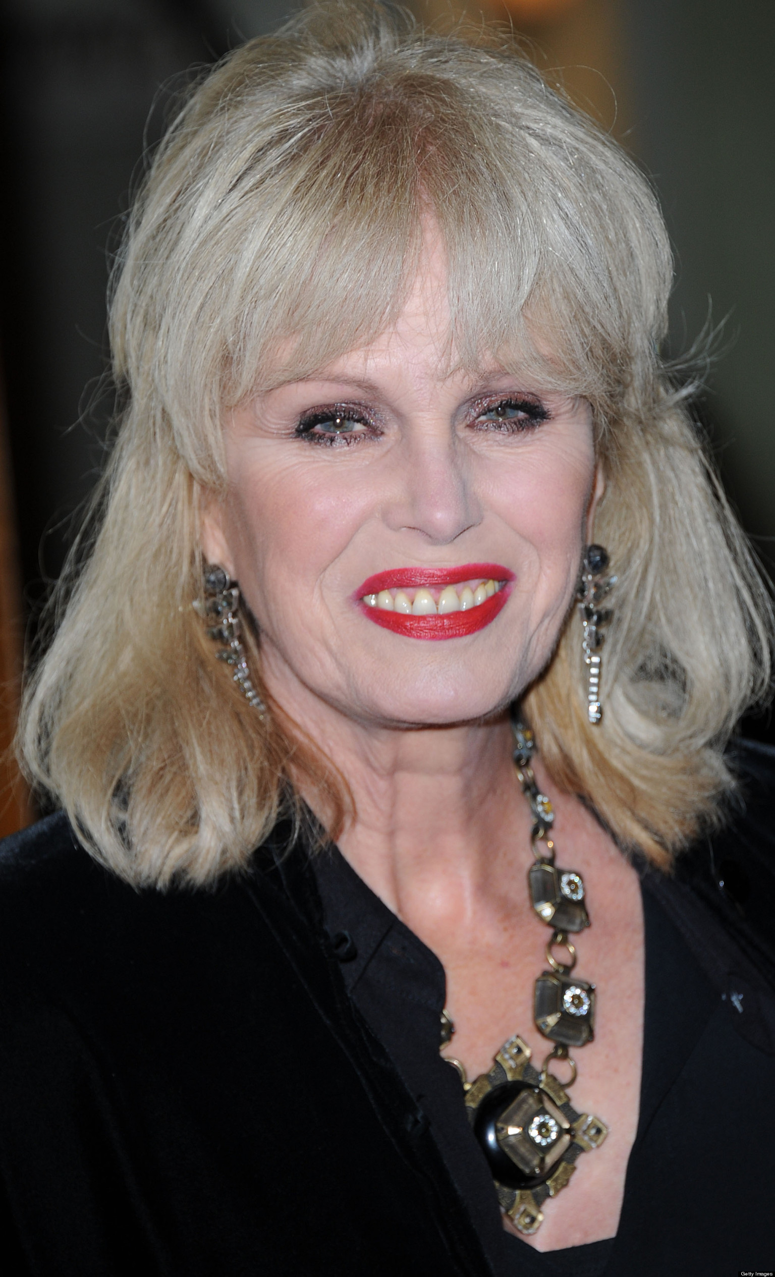 Joanna Lumley Urges The UK's Young Women To 'Stop Looking Like Trash And Getting Drunk' - o-JOANNA-LUMLEY-facebook