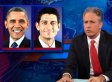 Jon Stewart Sets Paul Ryan's 'Straw Man' On Fire, Calls Takers vs. Makers Argument Hypocritical (VIDEO)