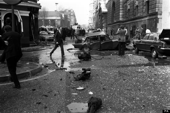 old bailey bombing