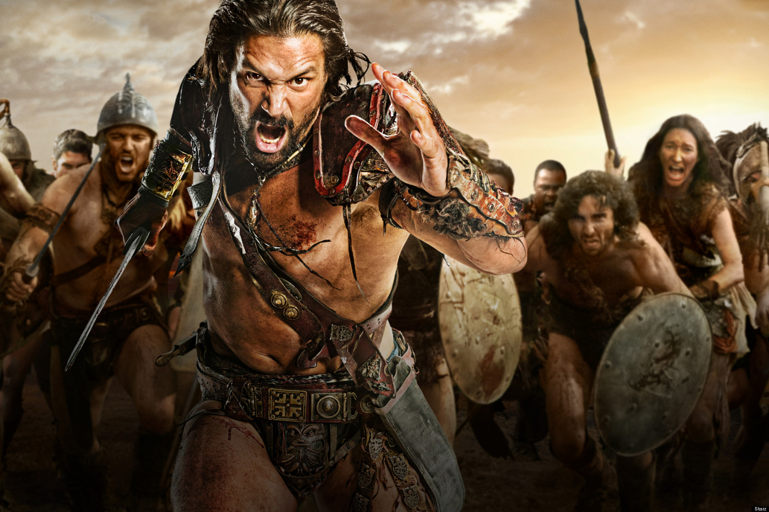 Spartacus War Of The Damned Your Guide To Final