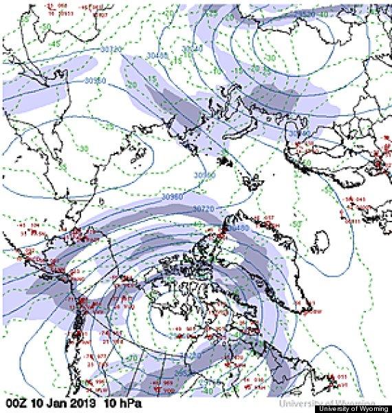 arctic winter weather 2013