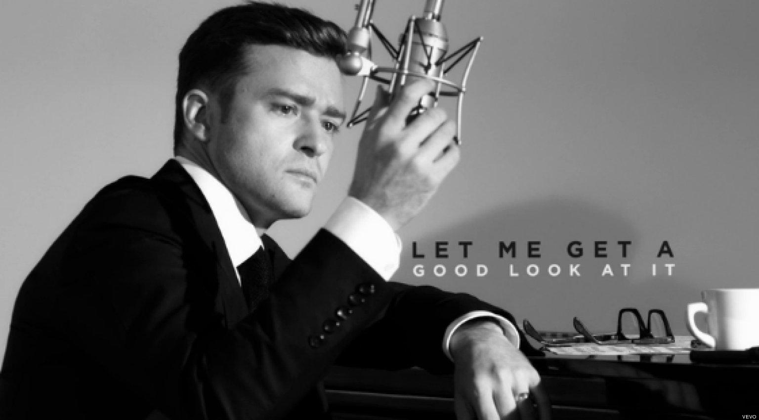 'Suit & Tie' Lyric Video: Justin Timberlake Gets Dressed ... Justin Timberlake Suit And Tie Lyrics