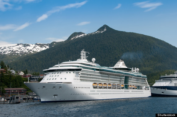 alaska cruise ship wastewater