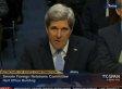 John Kerry Chokes Up At Secretary Of State Confirmation Hearing (VIDEO)