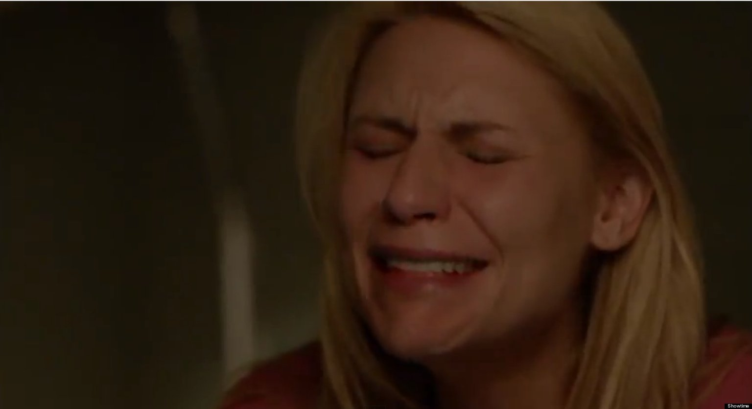 Claire Danes Talks 'Cry Face,' Says It's Been 'Objectified'   HuffPost Claire Danes