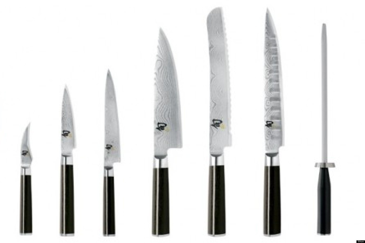 amazing Cutlery Kitchen Knives #7: Essential Kitchen Knives: The Only 3 You Really Need | The Huffington Post