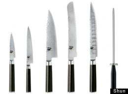 How Many Kitchen Knives Do You Really Need?
