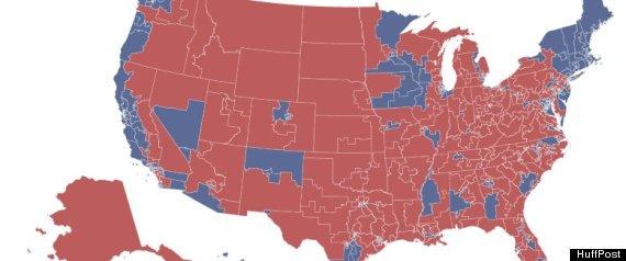 Gopvoteriggingmap