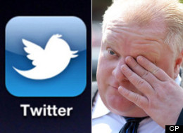 Twitter Goes Nuts Over Rob Ford Decision