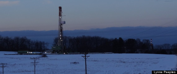 Fracking Pennsylvania