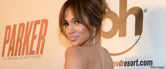 Jennifer Lopez No Underwear