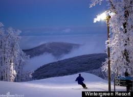 Let's Go Skiing! In Virginia!