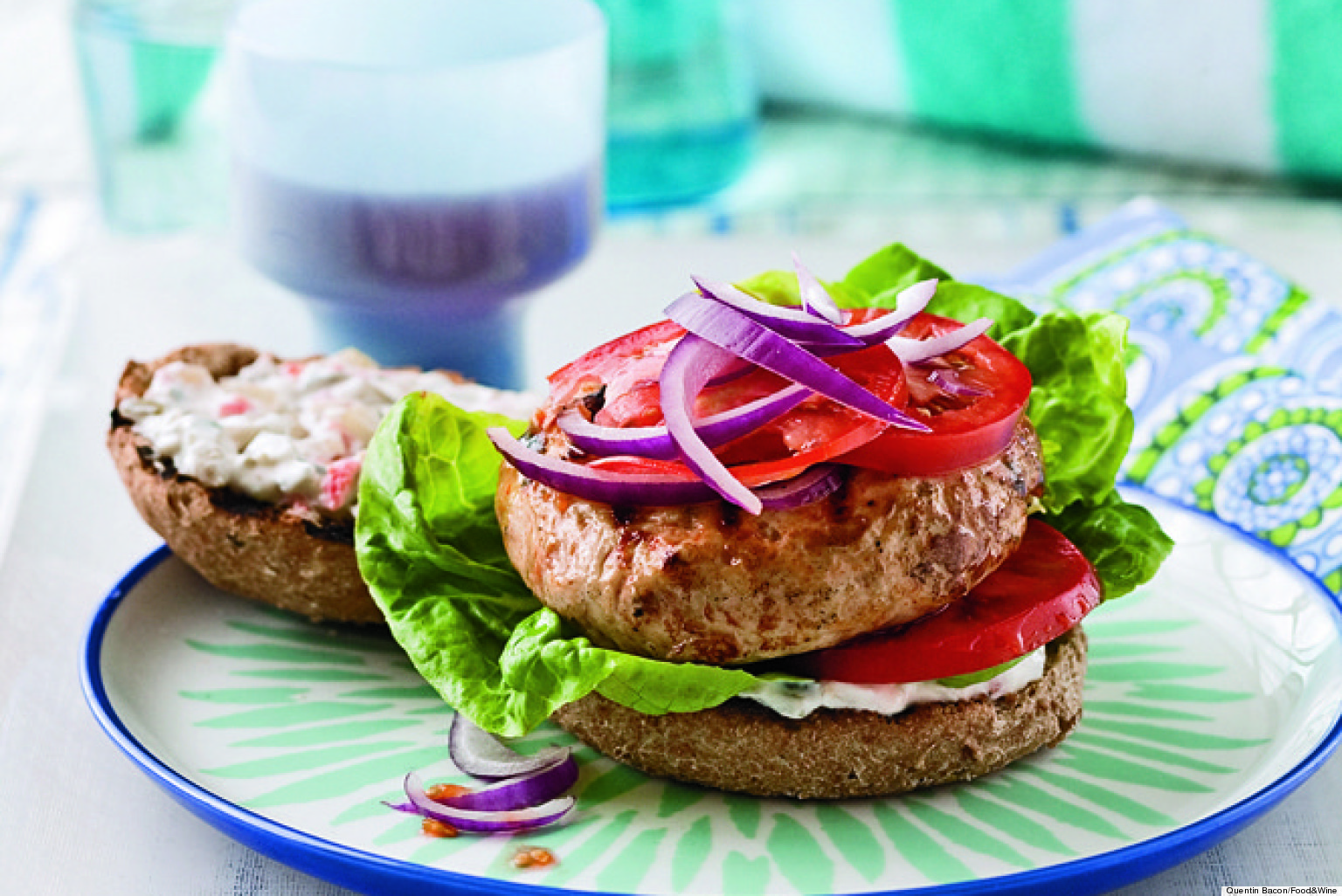 Recipe Of The Day: Turkey Burger