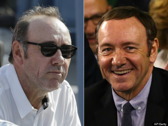 kevin spacey new hair