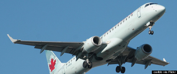 AIR CANADA PORTER 4 STAR AIRLINES