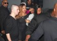 Rihanna Reveals Nipple Ring, Thong In See-Through Black Dress (NSFW PHOTOS)