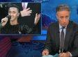 Jon Stewart Loves Ronaiah Tuiasosopo (VIDEO)