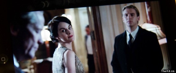 Downtown Abbey Fashion