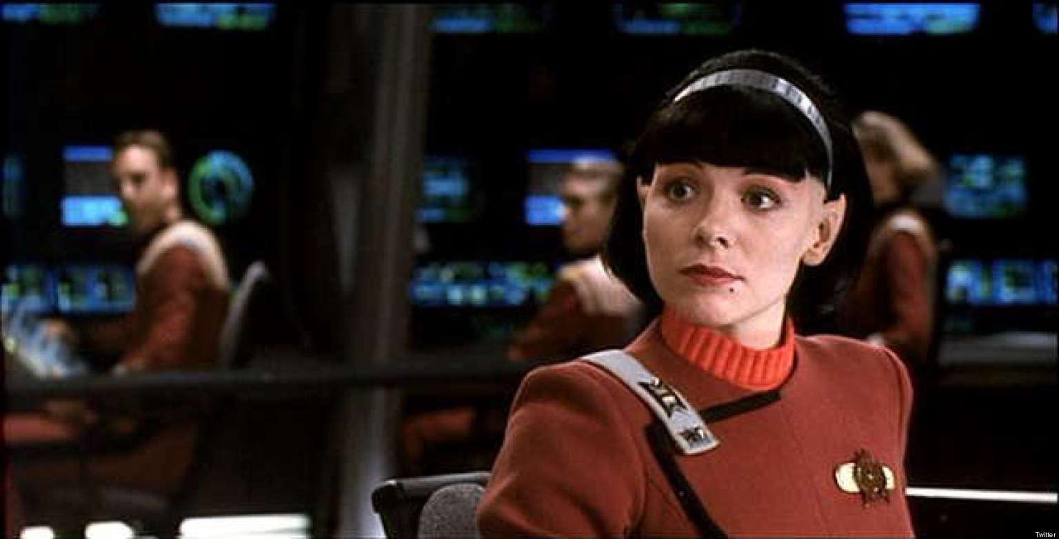 Kim Cattrall Star Trek 95