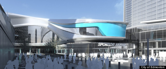 EDMONTON DOWNTOWN ARENA NAMING RIGHTS