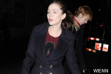 Anna Friel's Post-Theatre Style Parade Continues
