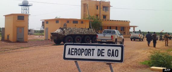 MALI AEROPORT GAO