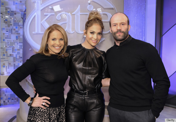 jennifer lopez leather jumpsuit