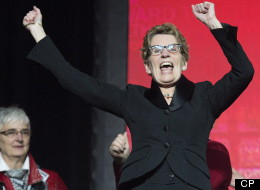 Canada's Only Openly Gay Premier Toasts U.S.