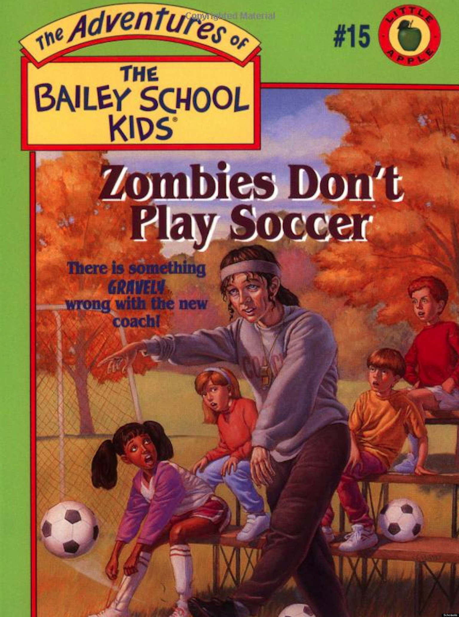 31 life lessons learned from the bailey school kids huffpost for The bailey