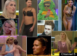 PICTURES: The Best Of 'Celebrity Big Brother' 2013