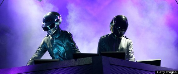 daft punk columbia records