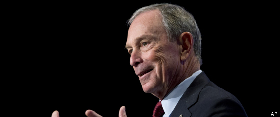 Michael Bloomberg Johns Hopkins