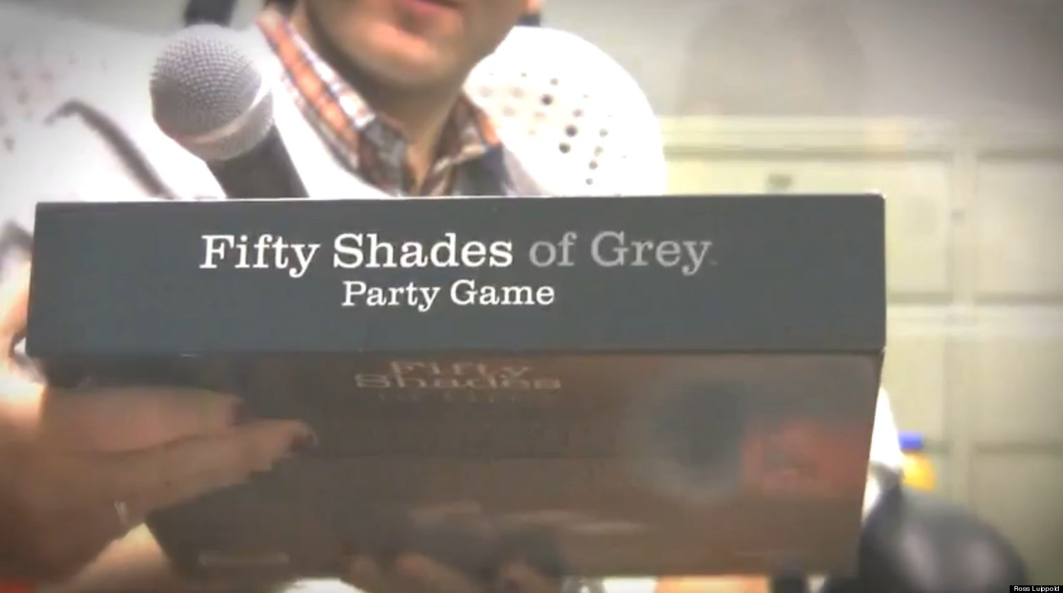 50 shades of grey party board game is more fun sarah heyward 50 shades of grey party board game is more fun sarah heyward video the huffington post