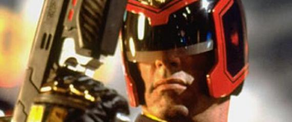 Judge Dredd Gay