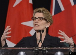 Wynne On What It Means To Be First Gay Premier