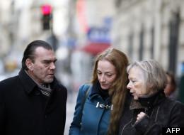 Florence Cassez reçue par Nicolas Sarkozy