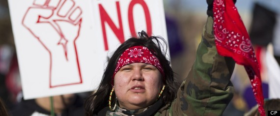 Idle No More Protests