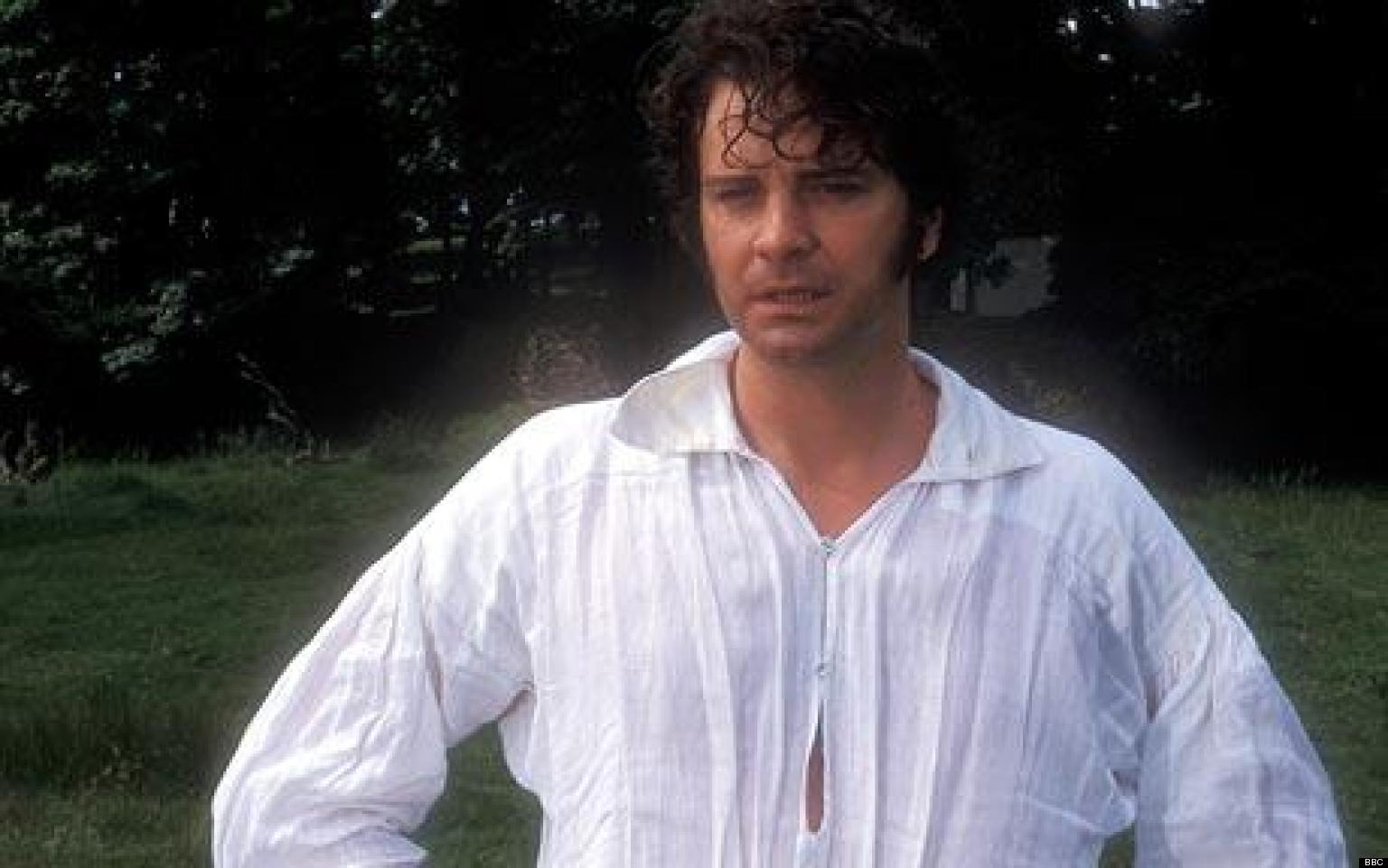 Pride And Prejudice 200th Anniversary: Colin Firth's Wet ...