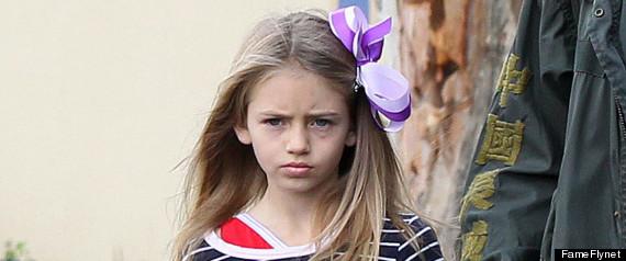 Leni Samuel Is Heidi Klum's Mini-Me (PHOTO)