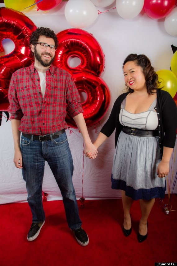 mixed weight marriages