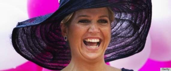 PRINCESS MAXIMA QUEEN