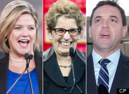 NDP And PCs Deliver Demands To Ontario's Incoming Premier