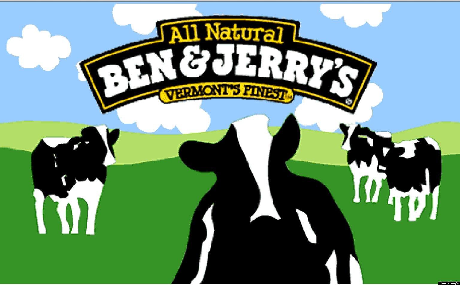 Being green at ben and jerry s
