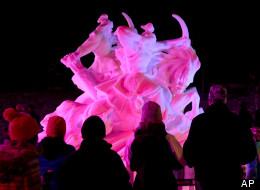 PHOTOS: Breckenridge Snow Sculpture Championships